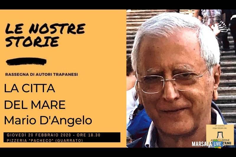 Le nostre storie, incontro con il magistrato Mario D'Angelo