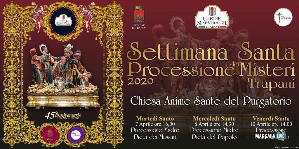 Locandina Settimana Santa Trapani (1)