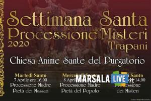 Locandina Settimana Santa Trapani