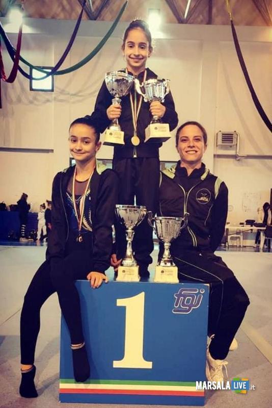 Marsala Gym Lab vince ai Campionati Regionali 2020 (1)