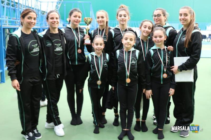 Marsala Gym Lab vince ai Campionati Regionali 2020 (2)