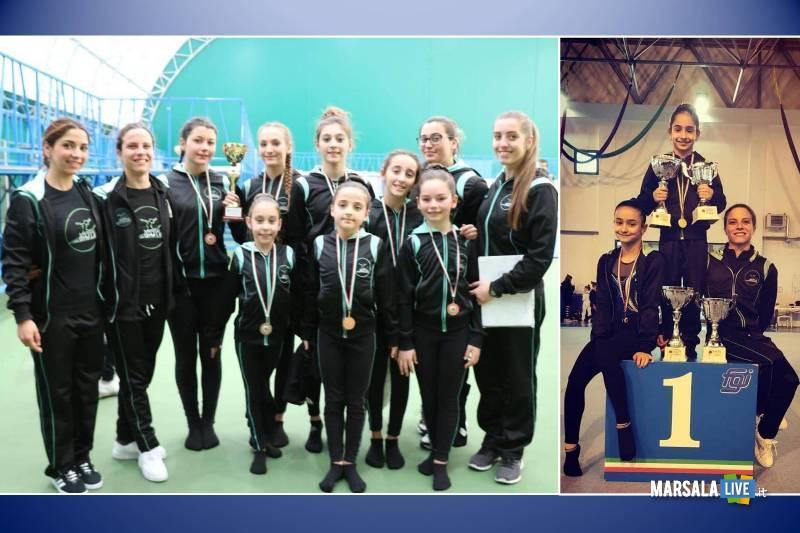 Marsala Gym Lab vince ai Campionati Regionali 2020