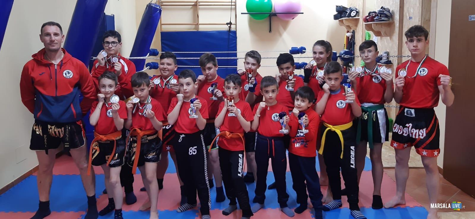 Team Biondo Kickboxing di Giuseppe Biondo marsala