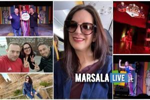 Valentina Alagna, la Corrida rai 1 Marsala 2020