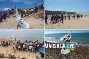 WWF Sicilia Area Mediterranea, Plastic free