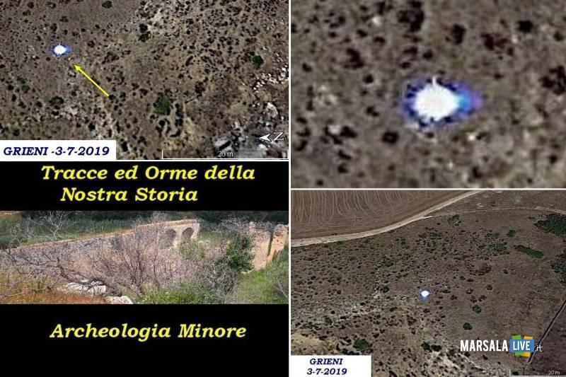 Zona archeologica Grieni, mazara