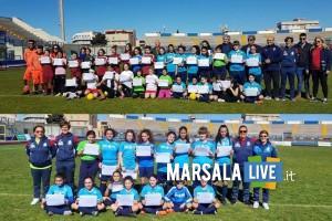 calcio femminile marsala, open day 2020