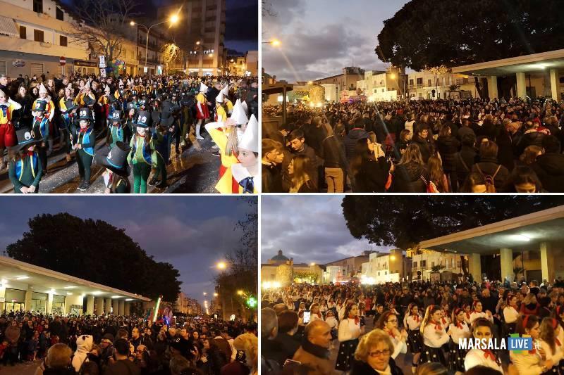 carnevale marsala 2020 popolo