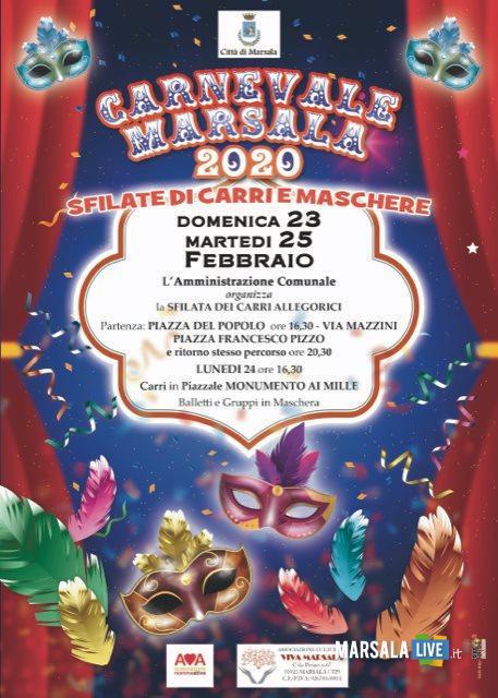 carnevale marsalese 2020