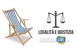 la sdraio di giusi, legalità e giustizia