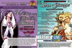 marzo, festeggiamenti san giuseppe marsala tafalia