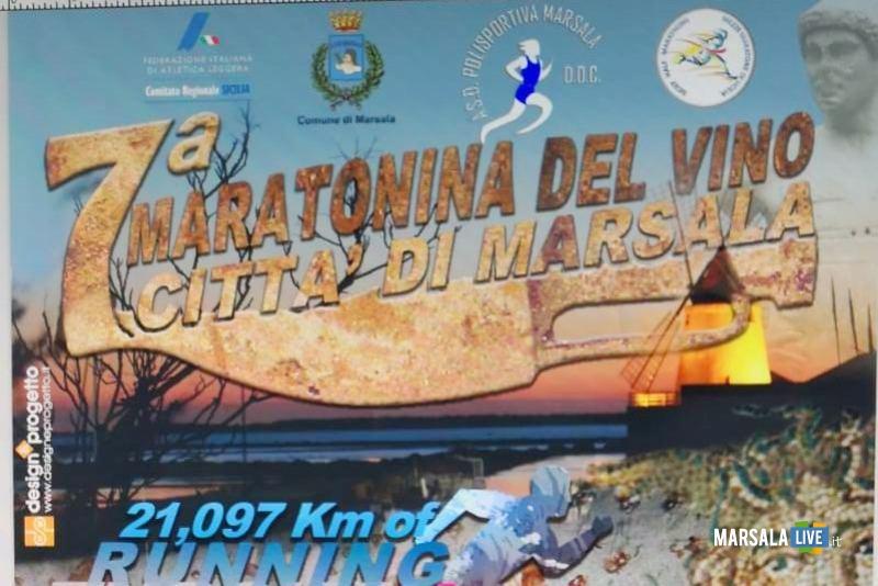 - Atl. - Maratonina Marsala locandina