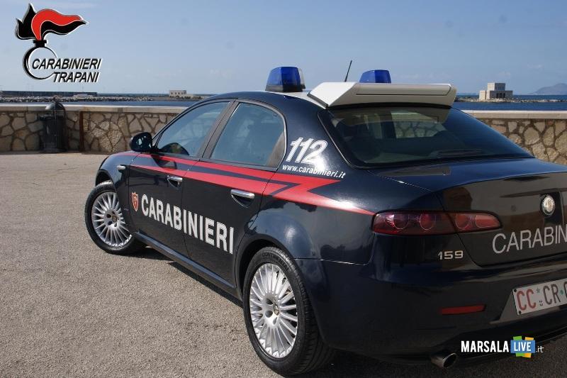 Carabinieri Trapani 2020