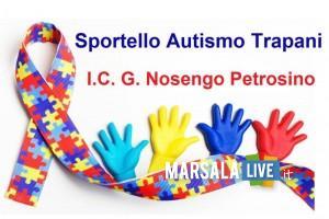 Logo Sportello Autismo petrosino gesualdo