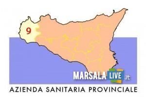asp trapani, azienda sanitaria provinciale, 9 TP, Sicilia.