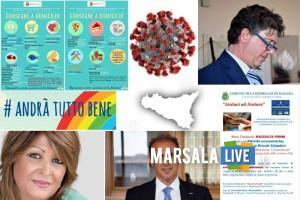 coronavirus comunicati martedì 31 marzo 2020, tp
