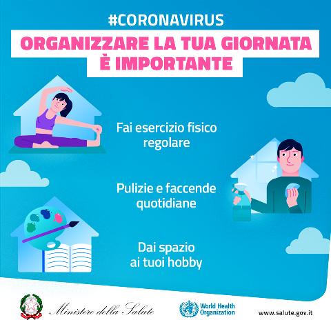coronavirus consigli marsala