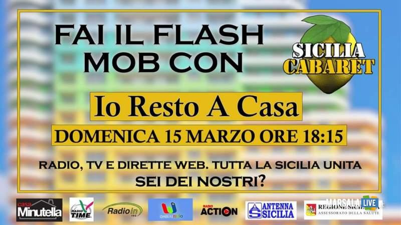 flash mob sicilia cabaret ml