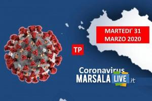 martedì 31 marzo coronavirus trapani