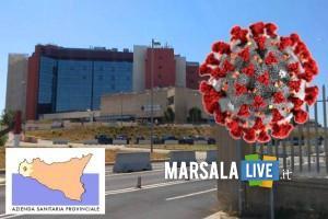 ospedale marsala, coronavirus, asp trapani