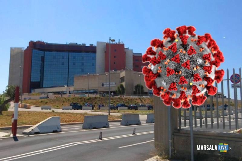 ospedale paolo borsellino marsala - covid 19 coronavirus