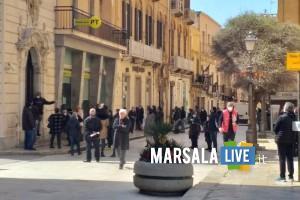 posta centrale Marsala, martedì 31 marzo - Coronavirus