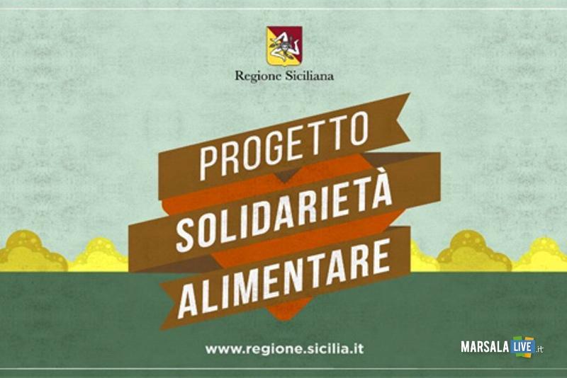 Coronavirus, Regione Sicilia macchina solidarietà alimentare