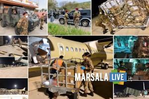 Coronavirus - l'Esercito in Sicilia supporta la Protezione Civile
