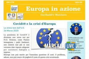 Garibaldi_s watchers, newsletter Europe Direct Trapani