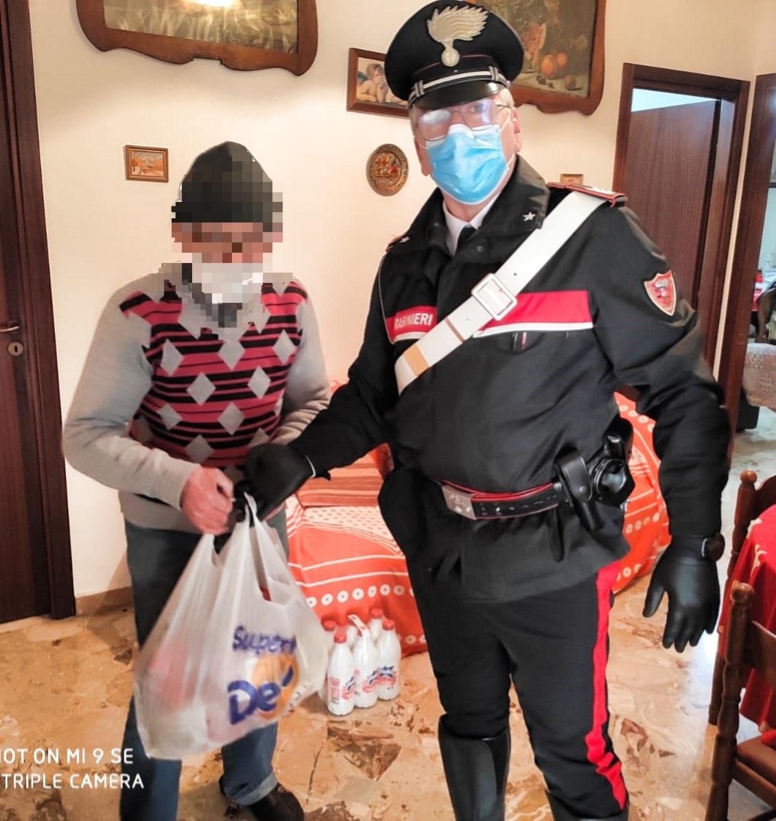 assistenza alla popolazione da parte dei Carabinieri (1)