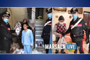 assistenza alla popolazione da parte dei Carabinieri