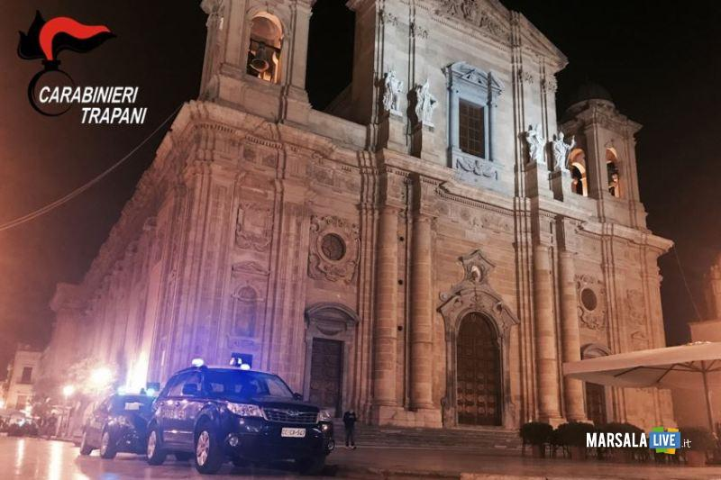 carabinieri, marsala - chiesa madre