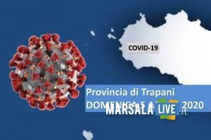 coronavirus domenica 5 aprile 2020, provincia trapani