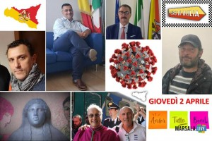 coronavirus sicilia 2020, comunicati 2 aprile 2020 ml