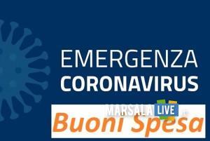emergenza coronavirus - buoni spesa