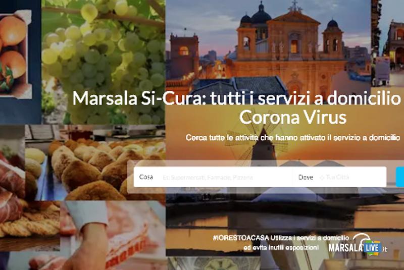 portale MARSALA SI-CURA