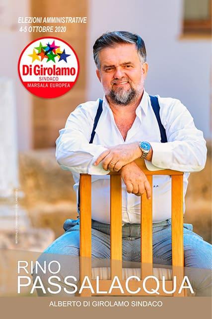 Consigliere Comunale - Rino Passalacqua