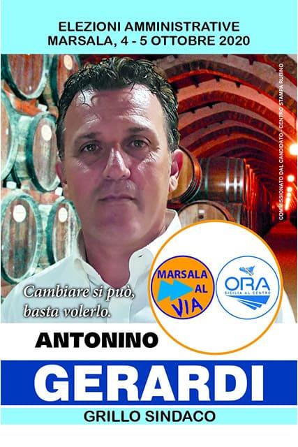 Consigliere Comunale - Antonino Gerardi