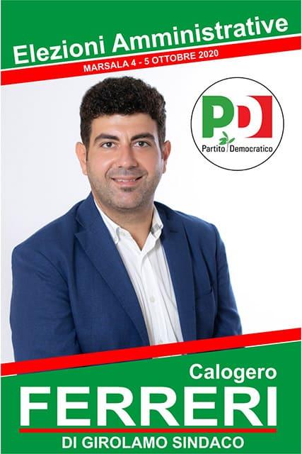Consigliere Comunale - Calogero Ferreri