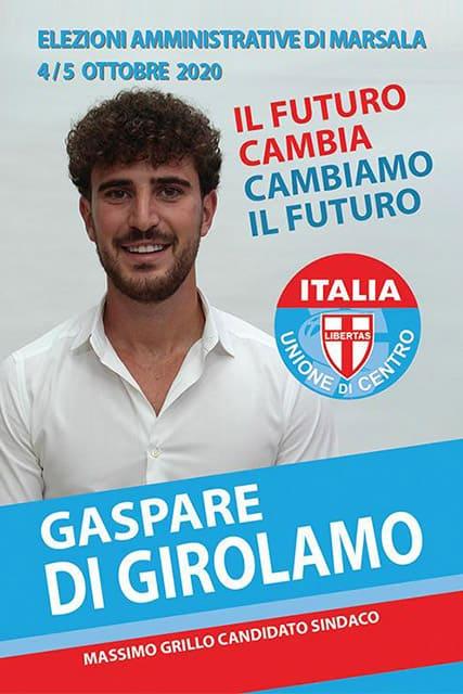 Consigliere Comunale - Gaspare Di Girolamo
