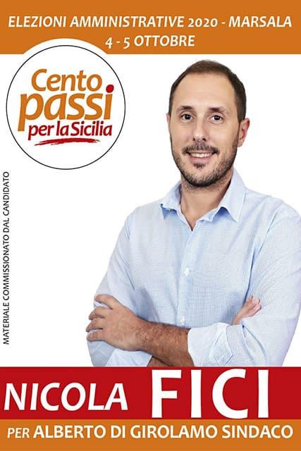 Consigliere Comunale - Nicola Fici