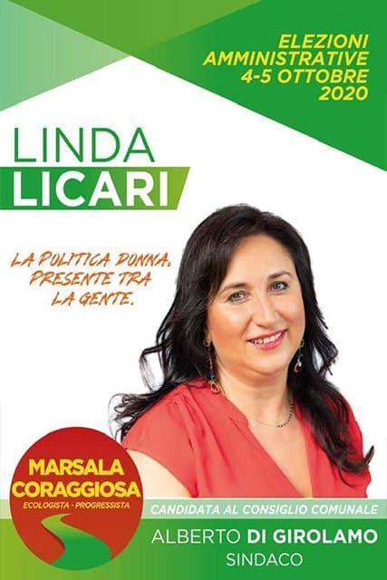 Consigliere Comunale - Linda Licari