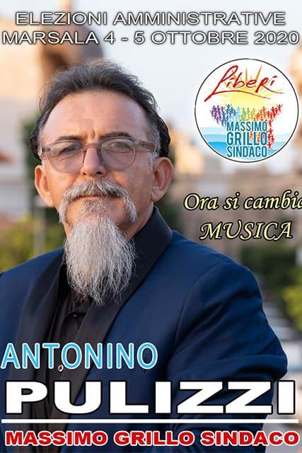 Consigliere Comunale - Antonino Pulizzi