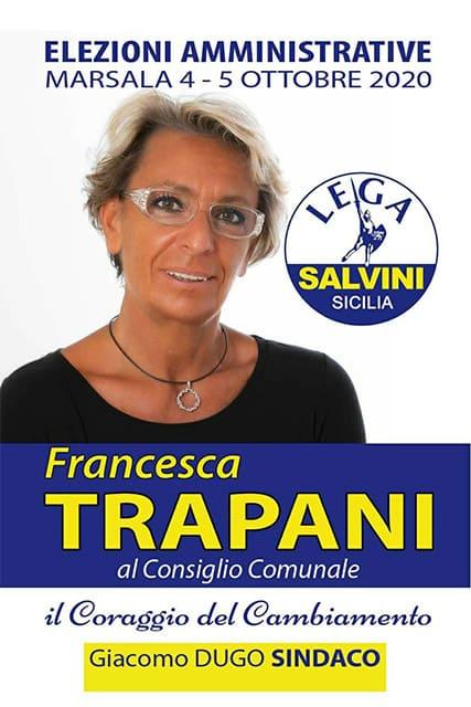 Consigliere Comunale - Francesca Trapani