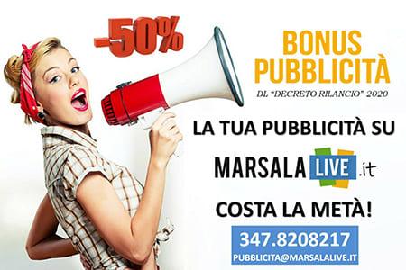 La tua pubblicità su Marsala Live